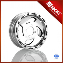 motorcycle aluminum wheel rim for Bajaj