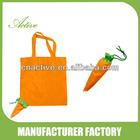 Vegetable Polyester Foldable shopping bag