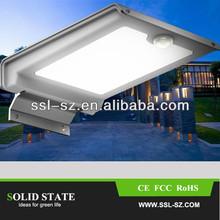 Solar 46 LED Sensitive Motion Sensor Detector Waterproof Solar LED Path Lights