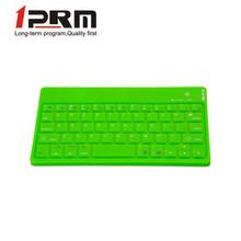 Nice style super slim mini Bluetooth silicone keyboard PK-09