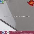China dark pure grey super market mall decoration polished floor tile