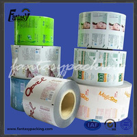 High quality barrier film for food packaging