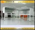 Kindleforce fabricación de metal de garaje gabinetes de almacenamiento, Garaje organizadores
