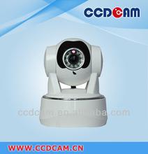 P2P H.264 IR CUT Home Use Support Iphone/3G/Andorid smartphone Control Wifi Hidden Camera