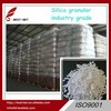 Special made in china silica plastic raw materials prices