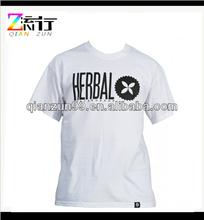 High Quality 100% Cotton Wholesale Men Promotion Sports T-shirts Manufacturer