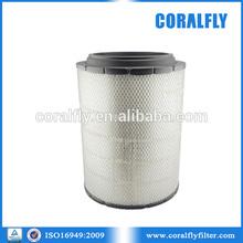 Coralfly caminhão OEM filtro de ar 2996126