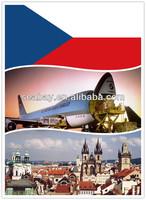 Air Shipping to Prague, Czech Republic