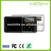 portable digital mini music speaker mini music speaker mp3 player fm radio receiver