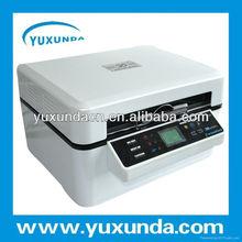 price digital t-shirt printing machine phone case printing machine 3D heat press machine