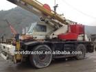 Japan Origin Rough Terrain Crane Kato KR-35H-III Kato Truck Crane