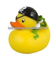 Hot selling sea poacher bath toy duck