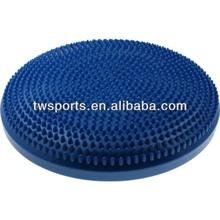 "Tengwei 13"" Athletic Inflatable Twist Massage Balance Stability Fitness Cushion Disc to Improve Balance & Flexibility"