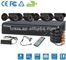 Crazy sale!!!! H.264 DVR KITs- DIY your home cctv Security system + HD Sony cctv cameras