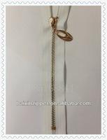 3# metal zipper