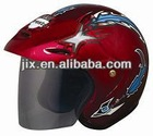 half face helmet/DOT approved helmets/ half face helmet JX-B202