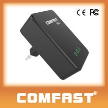COMFAST CF-WP500M PLC Homeplug AV mini Powerline wireless adapter 500Mbps powerline communication plc modem