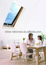 Top hung wood skylight- R
