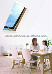 Top hung wood skylight- R