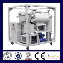 ZRG lubricant Oil Purification Machine,lubricating oil demulsify machine