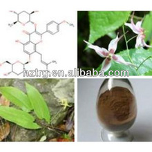 Top Quality icariin epimedium extract enhancing sexual function