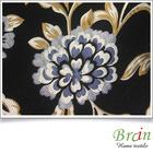new style polyester velvet sectional light blue fabric sofa