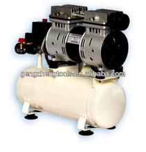 Mini oil-free Portable piston air compressor 0.75HP with 1.59gallon (6L) Tank OFS550-06