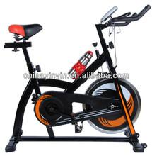 magnetic resistance exercise bike flywheel