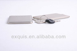 2014 newest credit card sized power bank/ emergency power bank2000mah/universal power bank for mobile phone iphone ipad