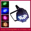 18*10w led stage dj effect dmx control par light,indoor led RGBWA par can