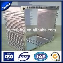 Beautiful Anodise Extruded Aluminum HeatSink