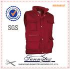 Men's Winter Workwear Outdoor Uniform Vests