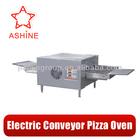 Electric conveyor pizza oven