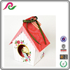 Small House Shape Cupcake Box