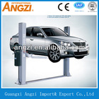 New Hydraulic Two Post Used Home Garage Car Lift