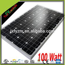 90W mono solar panel 12V