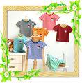 2014การออกแบบแฟชั่นใหม่ขายส่งmickeyการ์ตูนทารก/ทารก/เด็ก/เด็กt- เสื้อลายผ้าฝ้ายฤดูร้อนเสื้อผ้าเด็ก/เสื้อผ้า