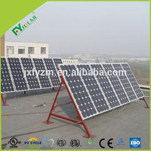 chinese 100w mono solar panel