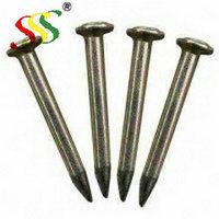 Low price galvanized concrete steel nails for sale
