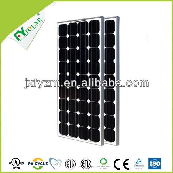 price per watt solar panels 300w mono