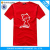 Soft Bulk Blank T-Shirt Shape Crew Neck Fashion For Promotional Gift