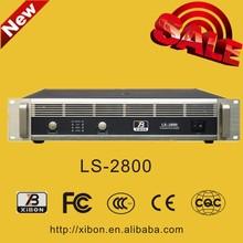 Hot sale big pro power amplifier crown amplifier