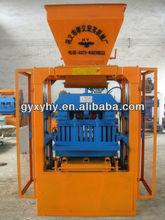 Good quality Hongying QTJ4-26 high profit brick making machine