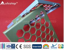 Constructional Materials Aluminum Perforated Panels