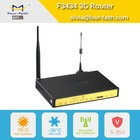 F3434 3g wifi router sim card slot with external antenna 3g ethernet rj45 router