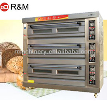 Manufacturer bread oven,baking oven,electric or gas baking oven in China