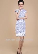 Estilo chino trajes, Señora trajes, Señora ropa de trabajo en general