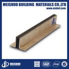 Brass Concrete Control Joints/L Shaped Tile Trim/Tile Movement Joints for Floors