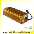 400 W / 600 W / 1000 W Digital de la casa verde balasto electrónico para hidropónico Kits
