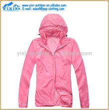 cheap women soccer waterproof bright-colored winter jackets
